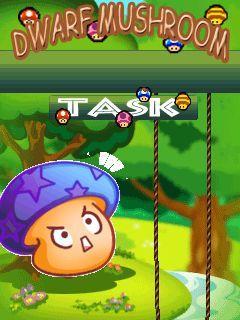 Dwarf mushroom Task