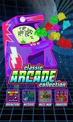4-in-1 Classic arcade collection