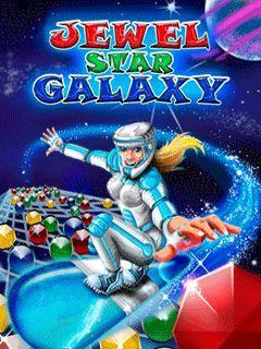 Jewel star galaxy