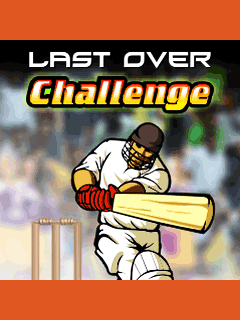 Last over challenge