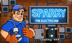 Sparky: The electrician
