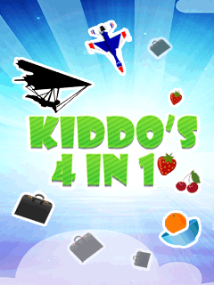 Kiddo's 4 in 1
