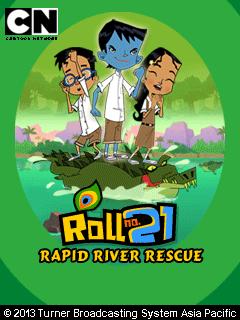 Roll No21: Rapid river rescue
