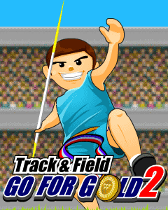Track and field: Go for gold 2