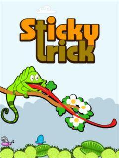 Sticky trick