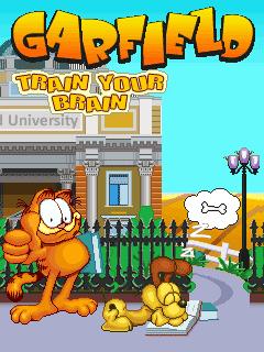 Garfield: Train Your Brain