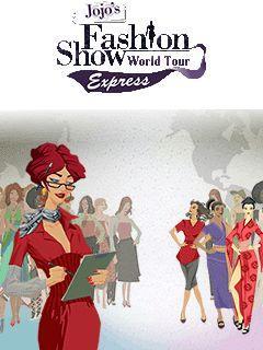 JoJo's Fashion Show 3: World Tour Express