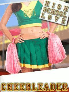 High School Love Cheerleader