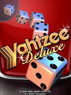 Free Download Yahtzee Deluxe for Java - App