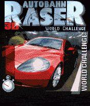 3D Autobahn Raser: World Challenge