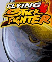 Flying stickfighter