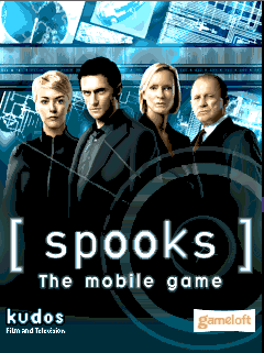 Spooks. The Mobile Game