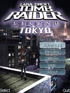 Tomb Raider - Legend Tokyo