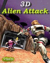 3D Alien Attack
