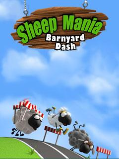 Sheep Mania: Barnyard Dash