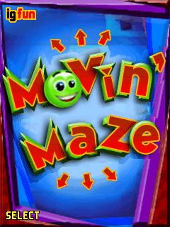 Movin' Maze