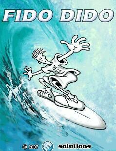 Fido Dido Surfing