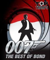 Top Trumps 007 The Best of Bond