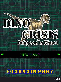 Dino Crisis: Dungeon in Chaos