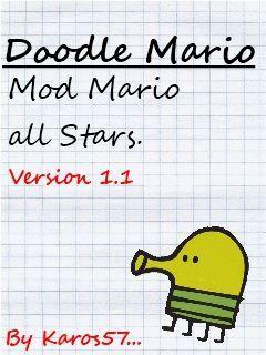Doodle Mario