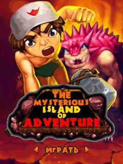 The Mysterious Island of Adventure