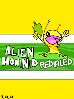 Alien Hominid Redialed