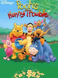 Pooh's Hunny Trouble