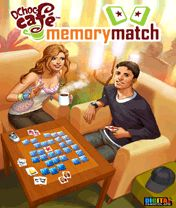 DChoc cafe: Memory match