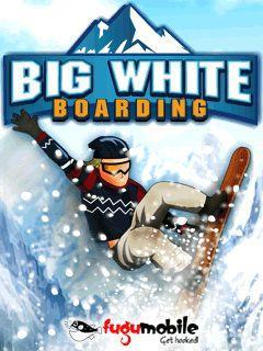 Big white boarding