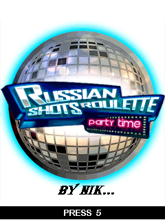 Russian Shots Roulette Party Time