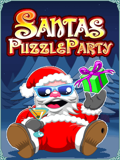 Santas Puzzle Party