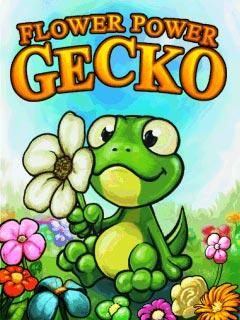 Flower Power Gecko