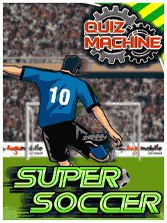 Quiz Machine: Super Soccer
