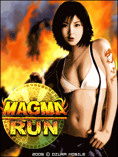 Magma run