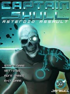 Captain Skull 2: Asteroid Assault
