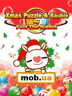 Xmas Puzzle & Bauble