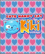 Cute Handy Cat Kiki