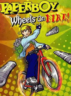 Paperboy 2 Wheels on Fire