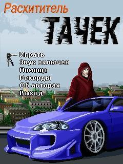 Car plunderer