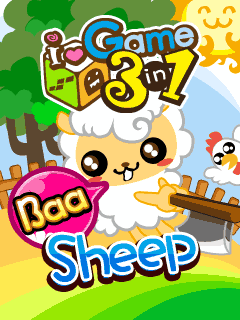 Baa Sheep: Game 3 in1