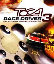 3D Toca Race Driver 3