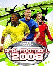 Real Football 2008 3D + 2D