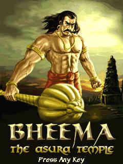 Bheema. The Asura Temple