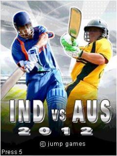 Ind vs. Aus 2012