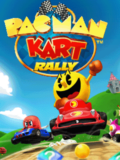 PAC-MAN: Kart Rally 2D-3D