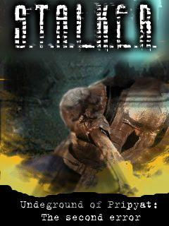 S.T.A.L.K.E.R. Undeground of Pripyat - The Second Error