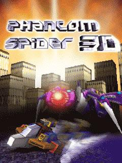 Phantom Spider 3D