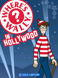 Where's Wally in Hollywood