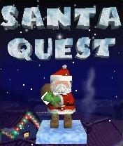 3D Santa Quest