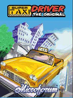 Super Taxi driver 3D The Original